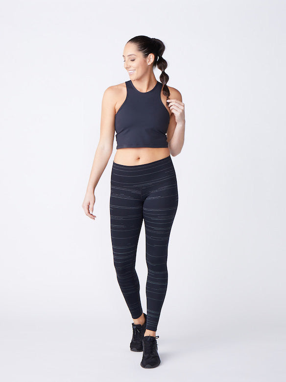 Extension Legging Stone Black