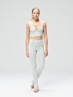 Opulent Legging Snow Grey