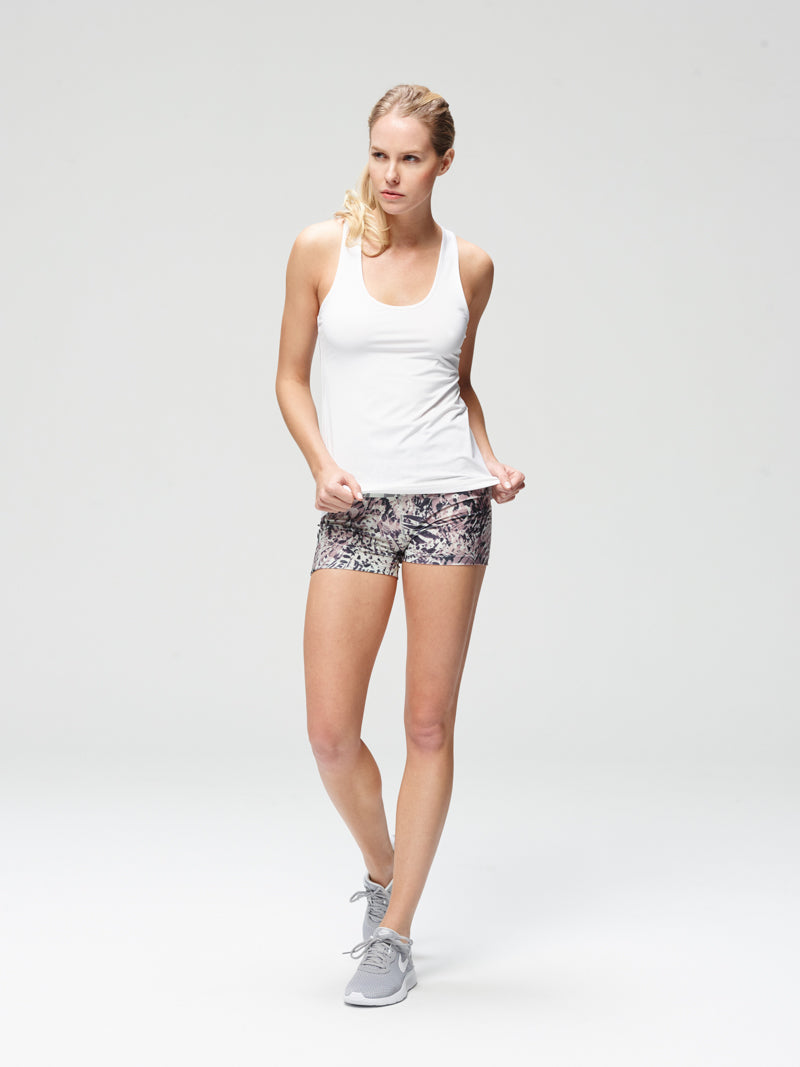 Devoted Layer Tank White