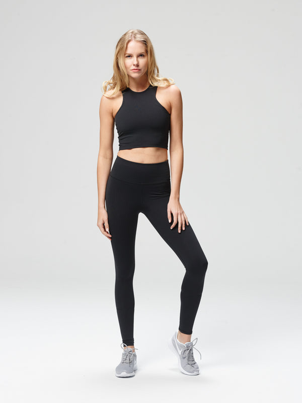 Spark Support Top Black
