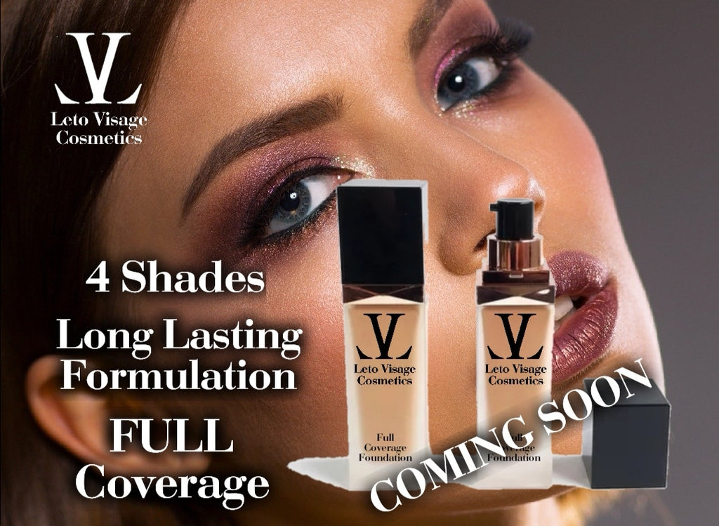 Full Coverage Foundation PRE ORDER