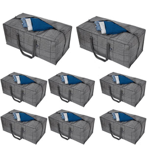 VENO Heavy Duty Extra Large Storage Bags, Moving Bags Totes