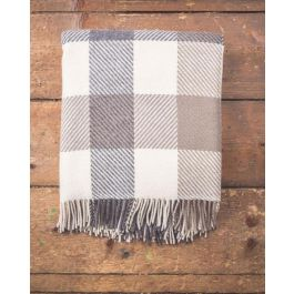 Wool Throws & Blankets