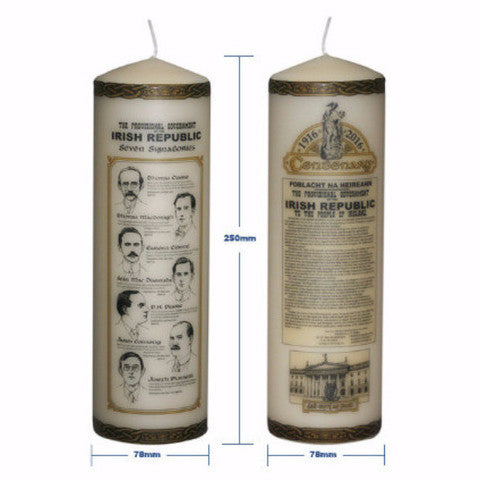 1916 Commemorative Candle