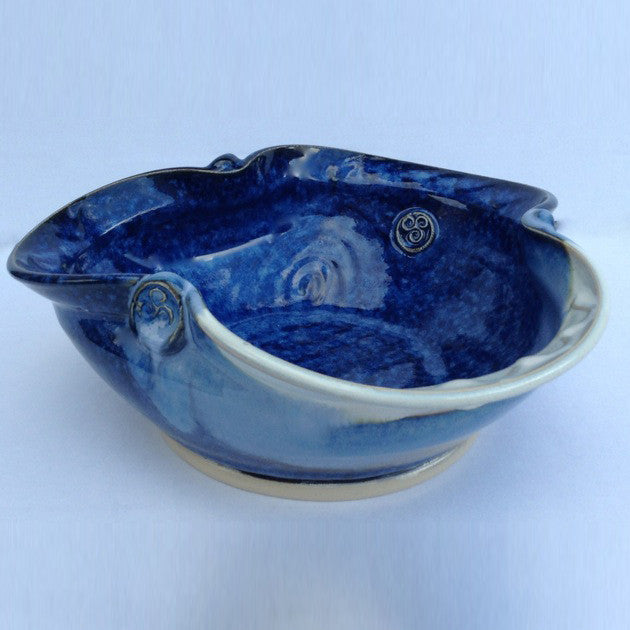 Hampton Blue Newgrange Bowl