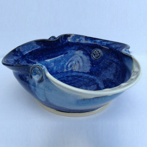 Castle Arch Pottery Hampton Blue Newgrange Bowl