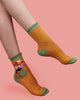 Powder Toucan Socks