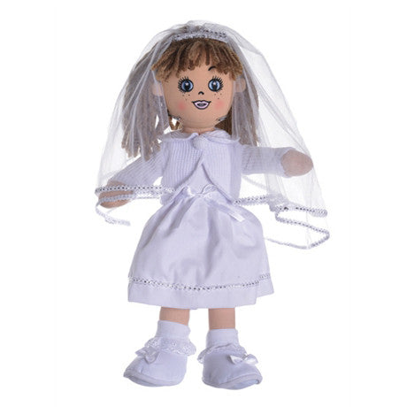 Personalised Special Occasion Rag Doll