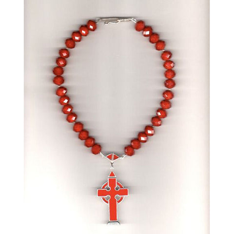 Celtic Cross Red