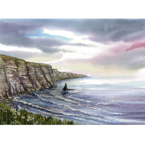 Cliffs of Moher by Fiona Turley