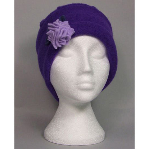Gatsby Purple w. Purple Flower