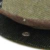 Plain Tweed Vintage Cap 77B2