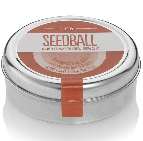 Seedball - Poppy mix