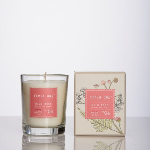 Field Day (previously Bog Standard) Wild Rose Large Fragrance Candle