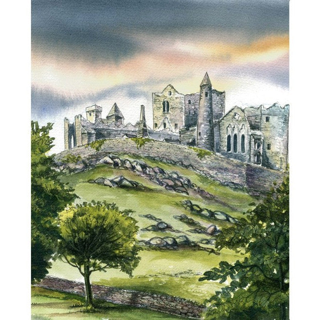 Rock of Cashel by Fiona Turley