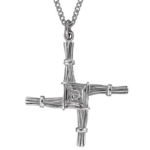 A Saint Brigid's Cross by JMH Jewelry