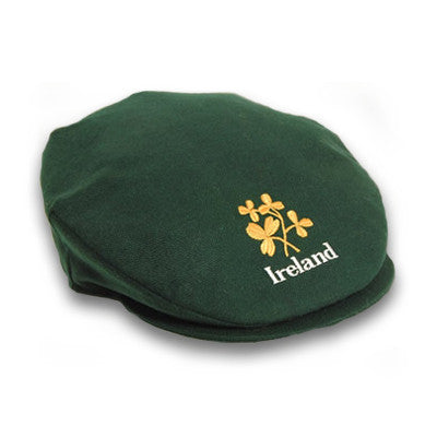 Vintage Cap with Shamrock