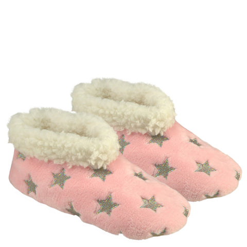 The Starz Pink - Small - Oooh Yeah Socks