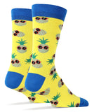 Pineapple Dude - Oooh Yeah Socks