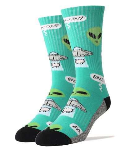 Bacon Abduction - Oooh Yeah Socks