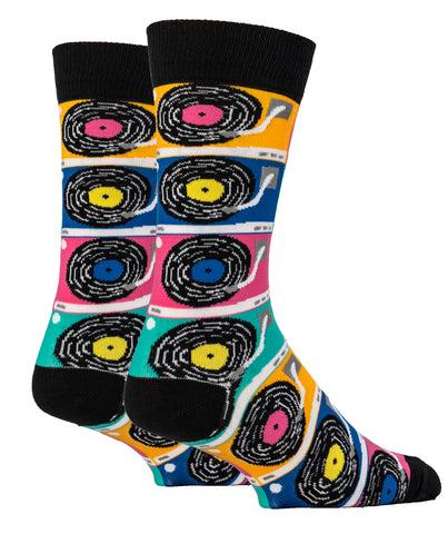 Put That Record On - Oooh Yeah Socks
