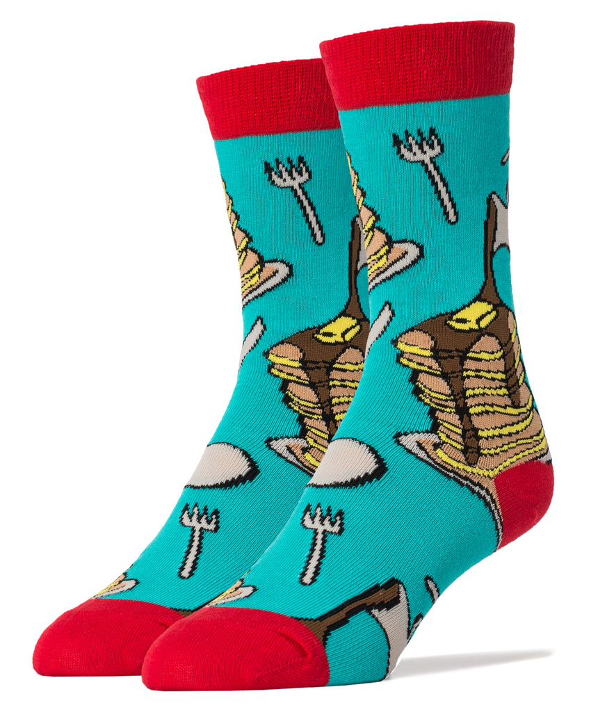 Breakfast Time - Oooh Yeah Socks