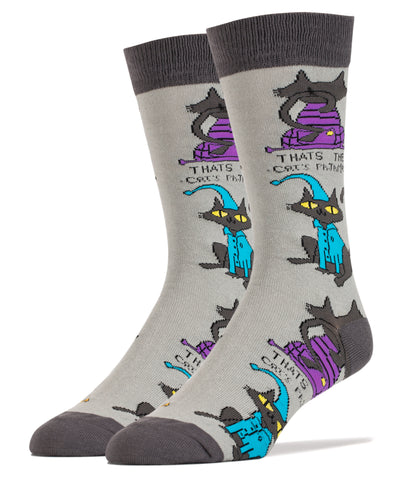 Cat Pajamas - Oooh Yeah Socks