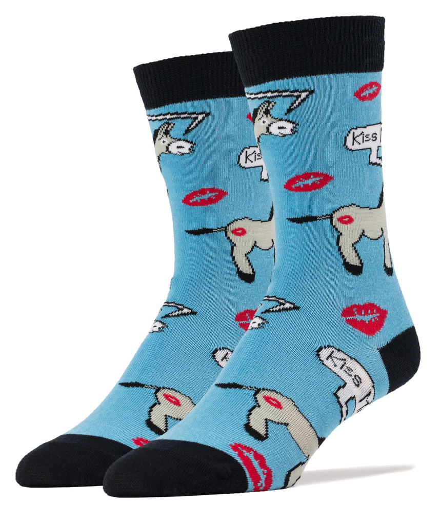 Kiss My Ass - Oooh Yeah Socks