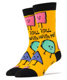 Roll With Me - Oooh Yeah Socks