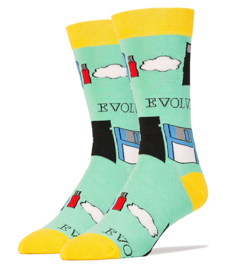 Evolve - Oooh Yeah Socks