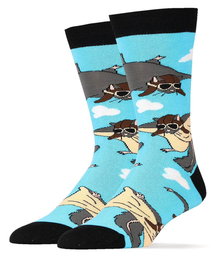 Flying Squirrles - Oooh Yeah Socks