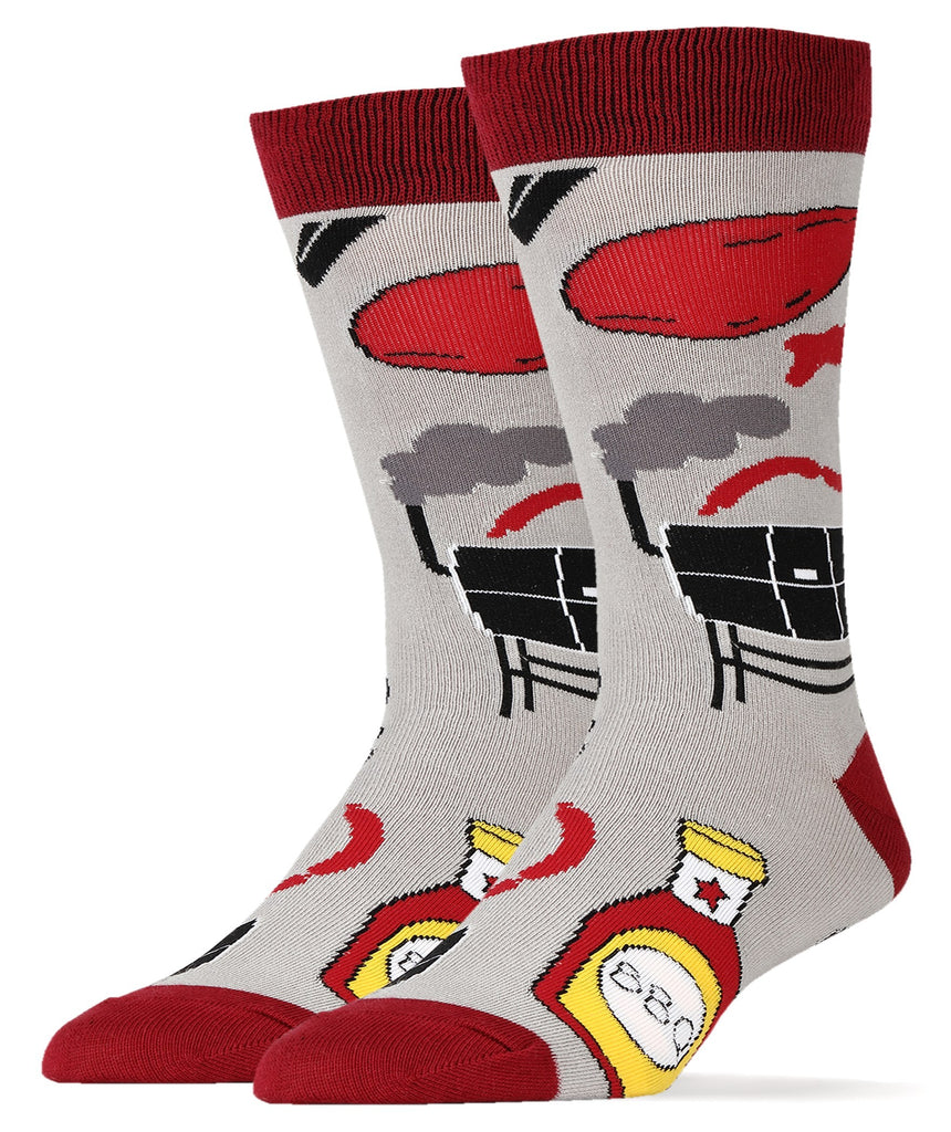 BBQ Chicken - Oooh Yeah Socks