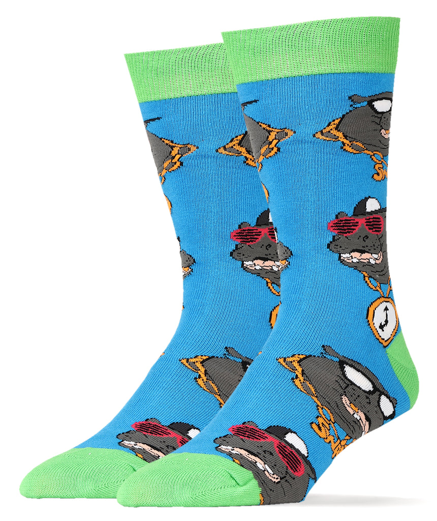 Hip Hop Potamus - Oooh Yeah Socks
