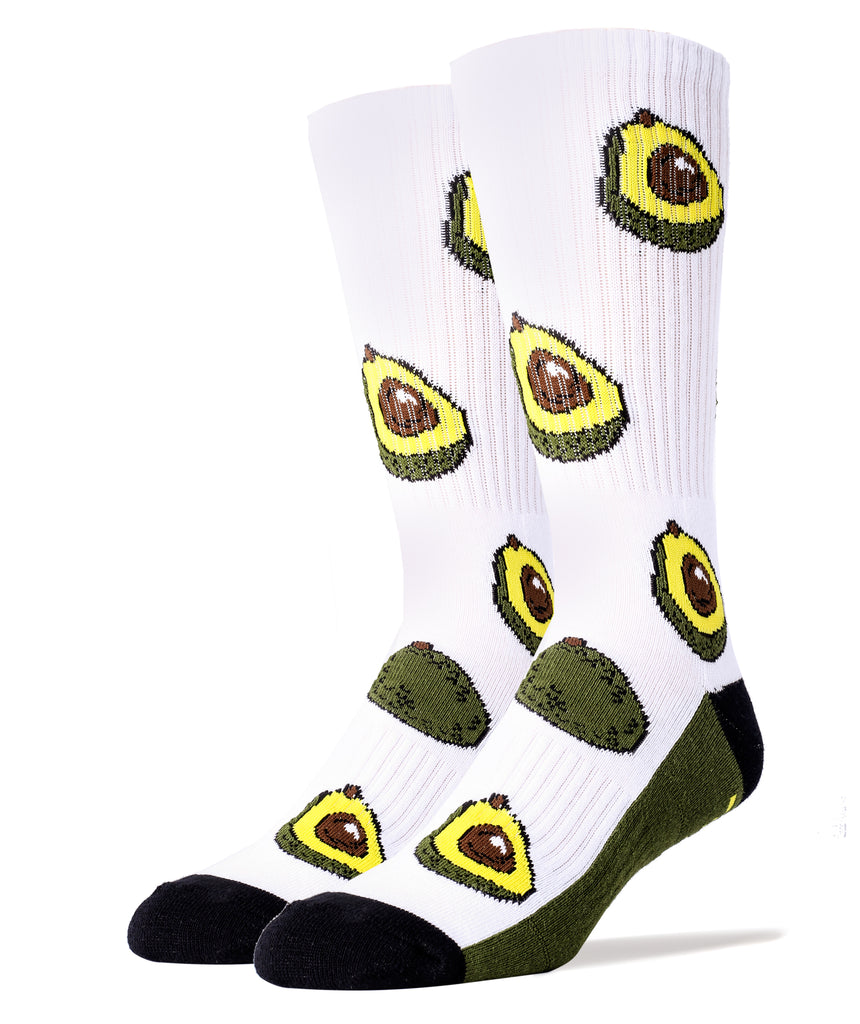 Avocado Life - Athletic - Oooh Yeah Socks