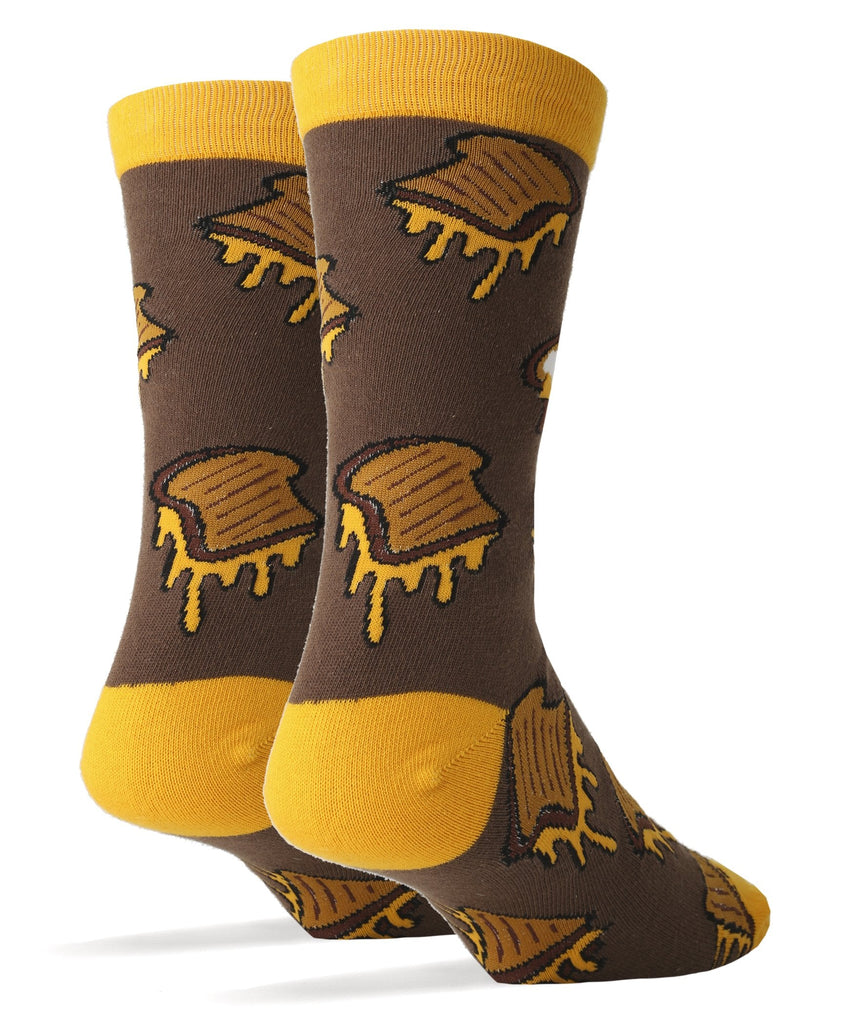Grilled Cheez - Oooh Yeah Socks