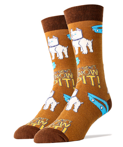 Don't Know Pit - Oooh Yeah Socks