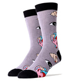 Eye Heart You - Oooh Yeah Socks