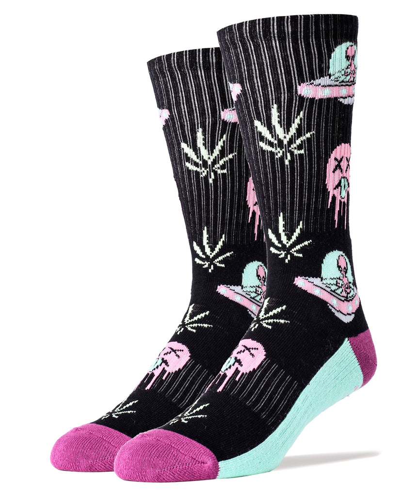 Spaced Out - Oooh Yeah Socks