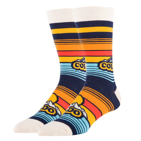 Colorado - Oooh Yeah Socks