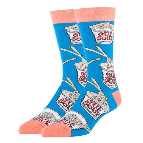 Cup a Soup - Oooh Yeah Socks