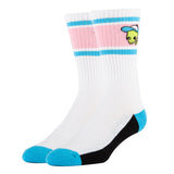 Alien Fade - Small - Oooh Yeah Socks