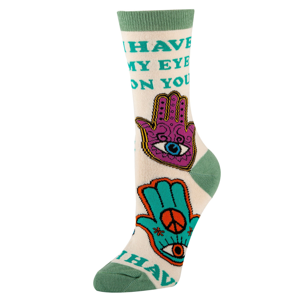 Eye On You - Oooh Yeah Socks