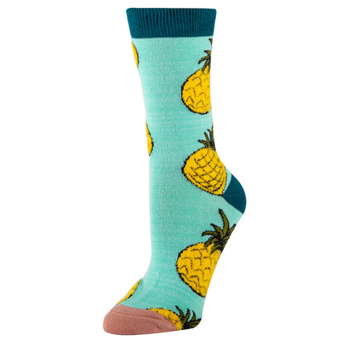 Pineapple Vibes - Oooh Yeah Socks