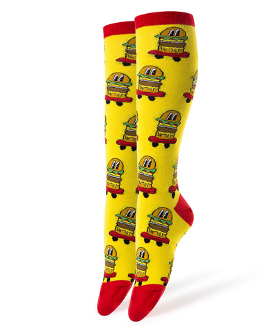 Burgers On Wheels - Oooh Yeah Socks