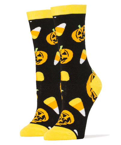 Trick or Treat - Oooh Yeah Socks