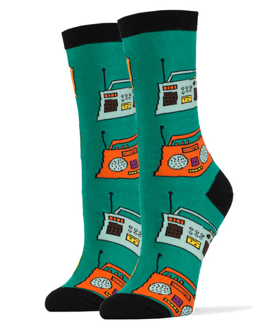 Play Dat Funky Music - Oooh Yeah Socks