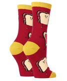 Peanut Butter Jams - Women's - Oooh Yeah Socks