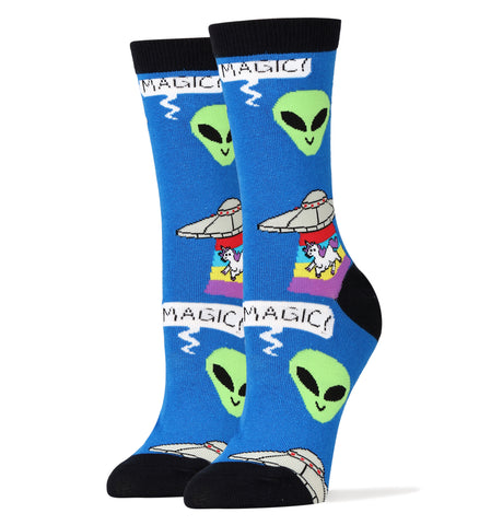 Unicorn Abduction - Oooh Yeah Socks