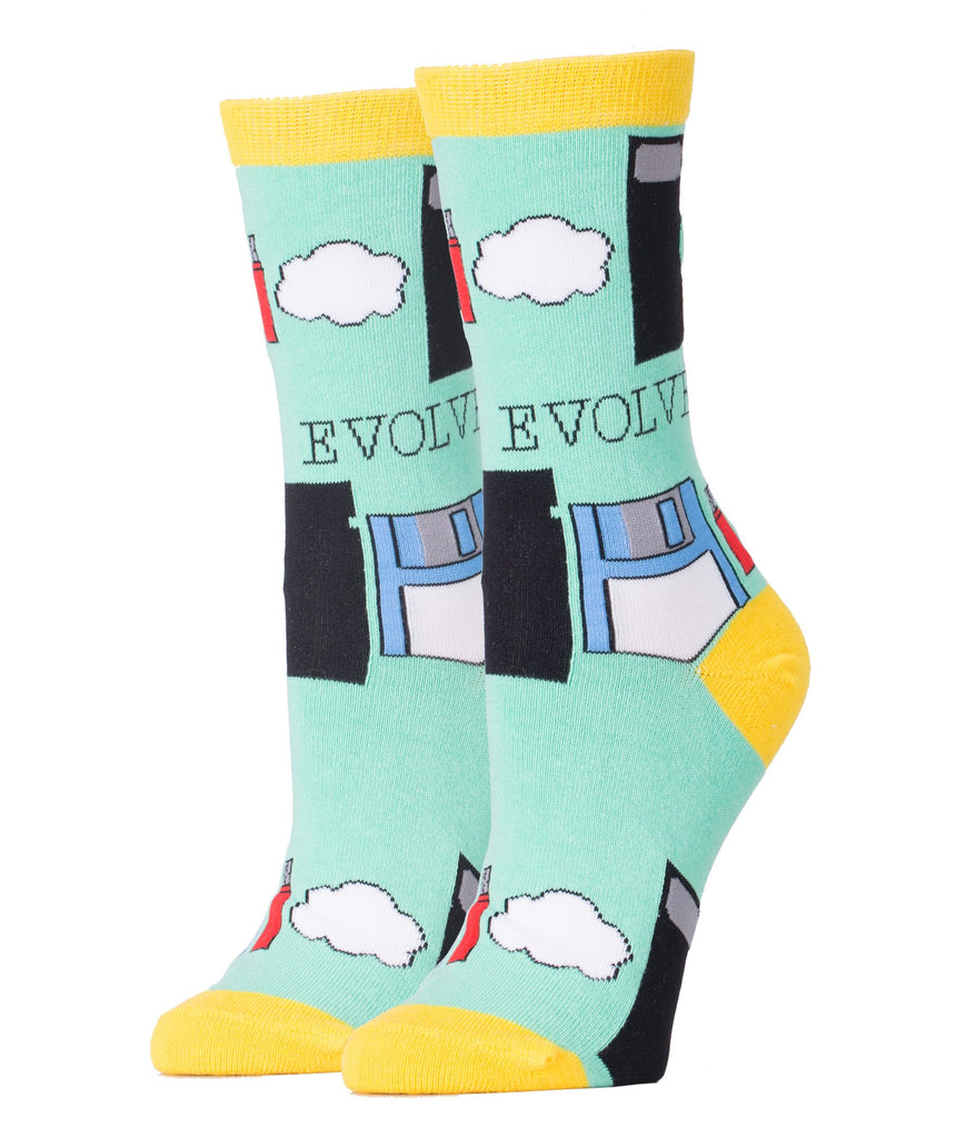 Evolve - Women's - Oooh Yeah Socks