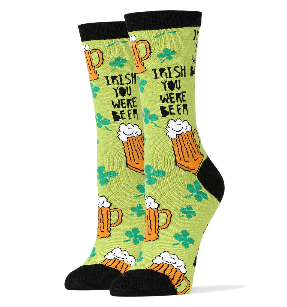 Irish Beer - Oooh Yeah Socks